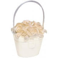 Basket of Flowers Placecard Holder