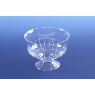 Plastic Ice Cream Bowls - (6pk)