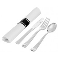 Napkin Roll -Fork, Spoon & Knife