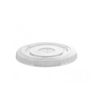 Flat Lid With Slot  (100pk)
