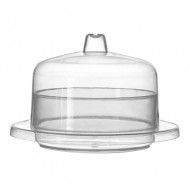 2.4 inch Round Tiny Domain With Lid (12pk)