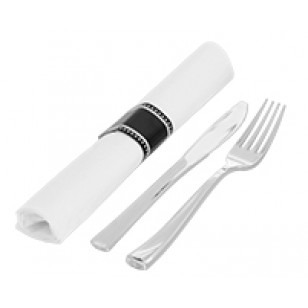Napkin Roll - Fork, Knife