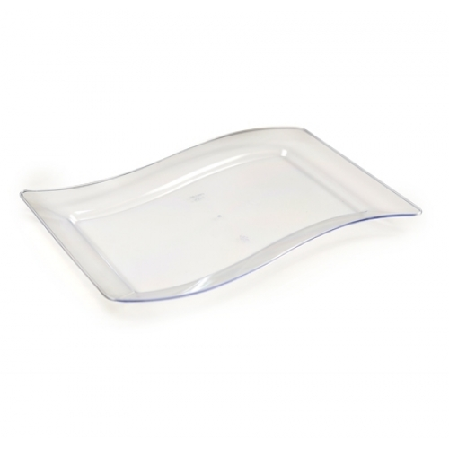 sc 1 st  Party Settings & Rectangular Dinner Plate - 40cm (10pk)
